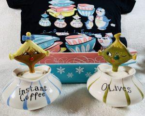 Vintage Pyrex, Catherineholm, Lefton Bluebird, Holt Howard Pixieware, Antique Collectible T-Shirt