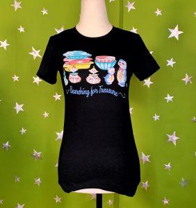Pyrex, Bluebird, Holt Howard, Flea Market T-Shirt