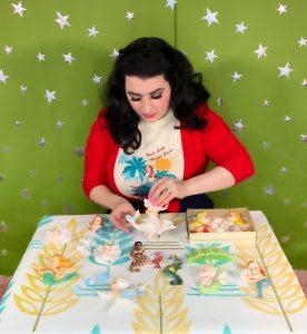Yasmina Greco Vintage Mermaid Collection Crazy4Me