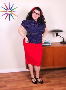 Yasmina Greco - Curvy Work Wear Women in Tech