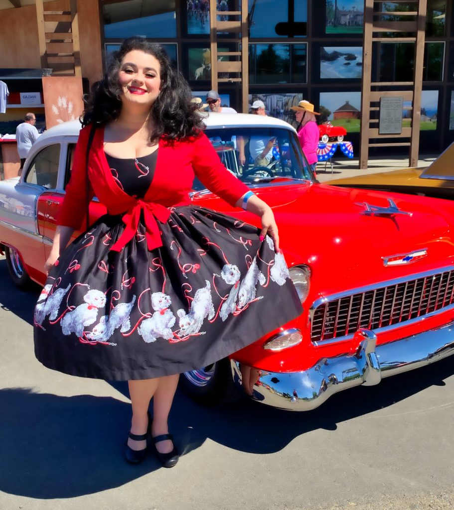 1950s Chevy Bel Air - Yasmina Greco