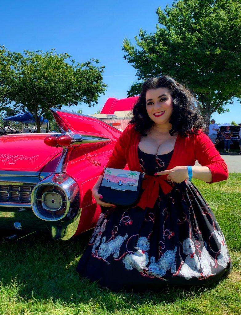 1959 Cadillac El Dorado - Peggy Sue Car Show Yasmina Greco