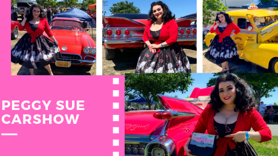Peggy Sue Car Show Yasmina Greco Crazy4Me