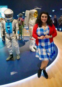 Yasmina Greco SFMOMA Far Out Exhibit 50th Anniversary Apollo 11