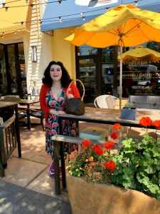 Yasmina Greco St. Helena California Napa Valley