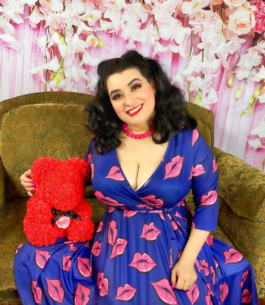 Yasmina Greco Grand Fleur Infinity Bear