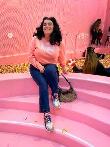 Yasmina Greco Museum of Ice Cream Nike San Francisco Crazy4Me