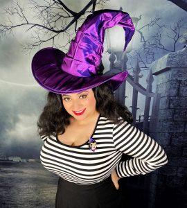 Yasmina Greco Erstwilder Kitschy Witch Designs Halloween