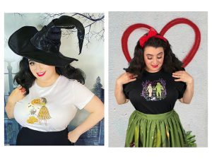 Crazy4MeStyle Halloween and Vintage Horror T-Shirts