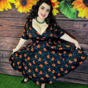 Yasmina Greco Collectif Clothing Fall Dress Crazy4Me