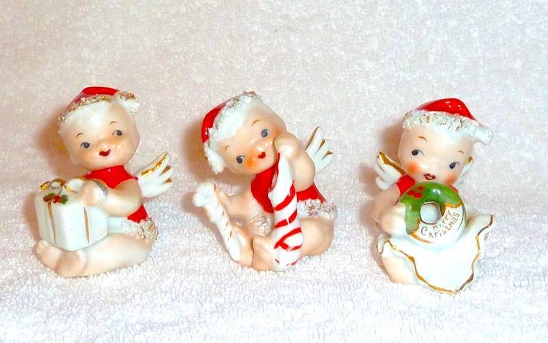 Lefton Angel Babies
