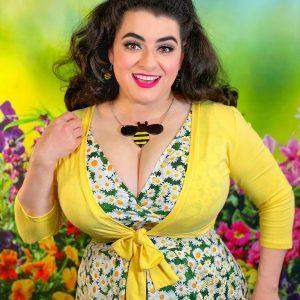 Yasmina Greco How to Wear Yellow