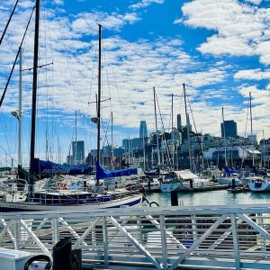 Fisherman's Wharf Pier 39 Marina