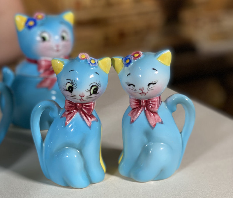 Norcrest Blue Cat Collection