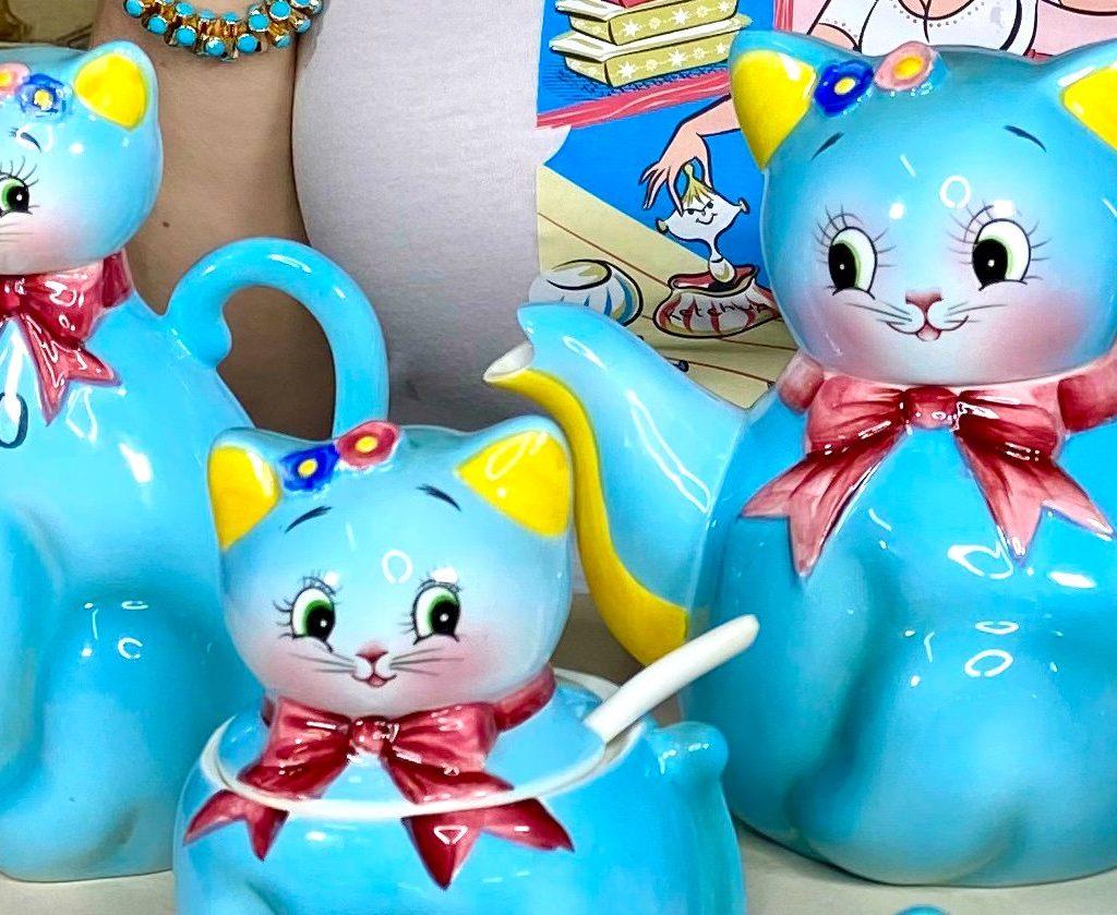 Norcrest Blue Cat