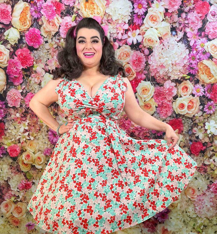Yasmina Greco Spring Easter Dress