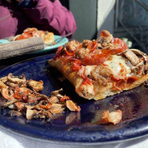 Tony's Pizza Napoletana San Francisco Fratellanza Sicilian