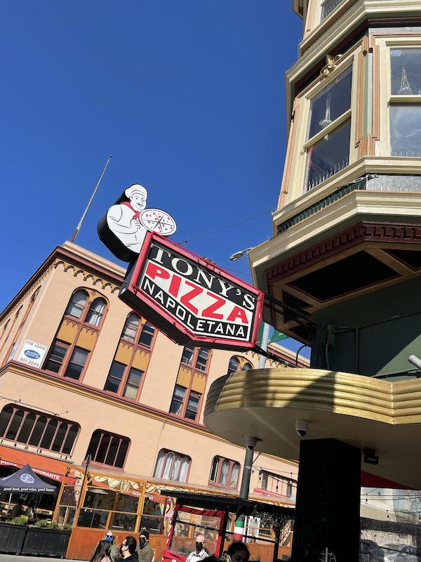 Tony's Pizza Napoletana San Francisco