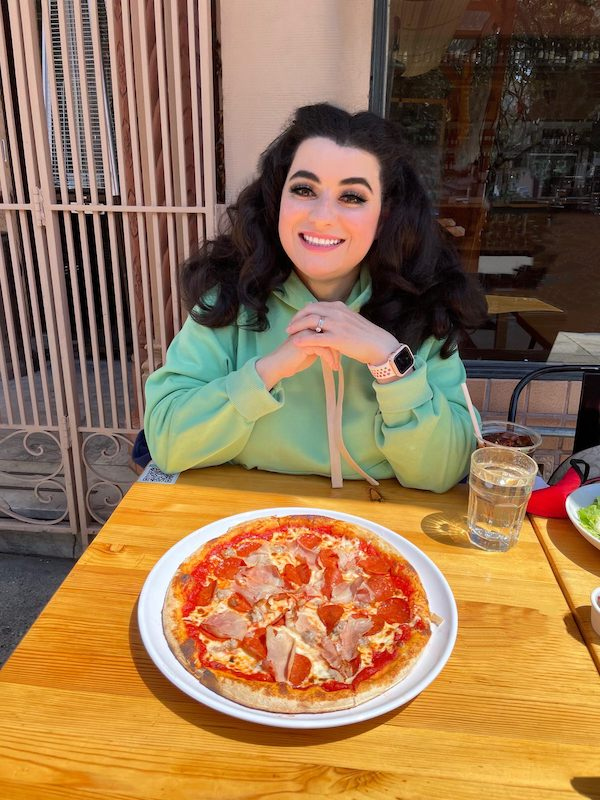 Yasmina Greco Acquolina San Francisco