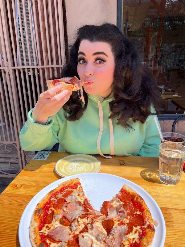 Yasmina Greco Acquolina Pizza San Francisco