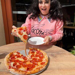 Fisherman's Pizza San Francisco Yasmina Greco