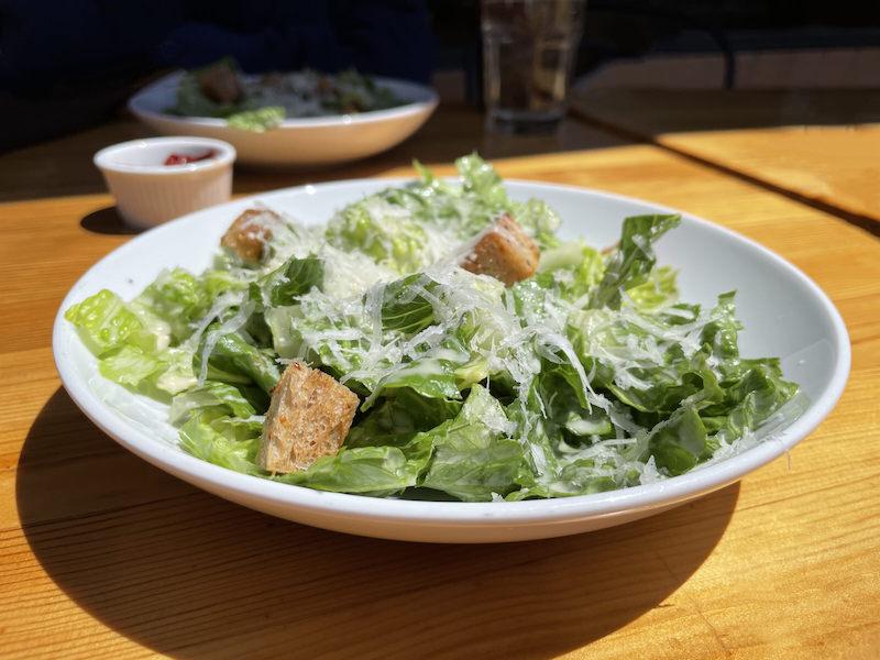 Acquolina San Francisco Cesar Salad
