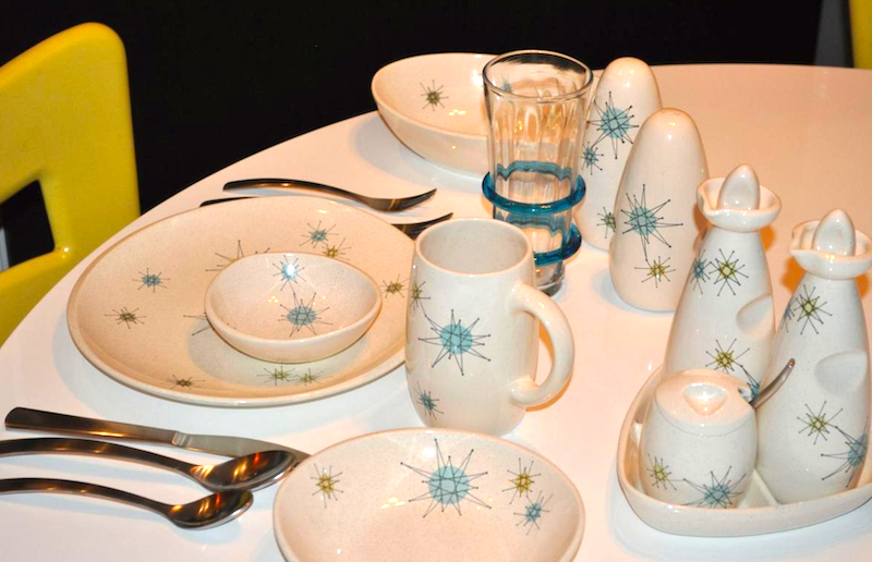 Franciscan Starburst Dinnerware pic from Charleston Gazette-Mail