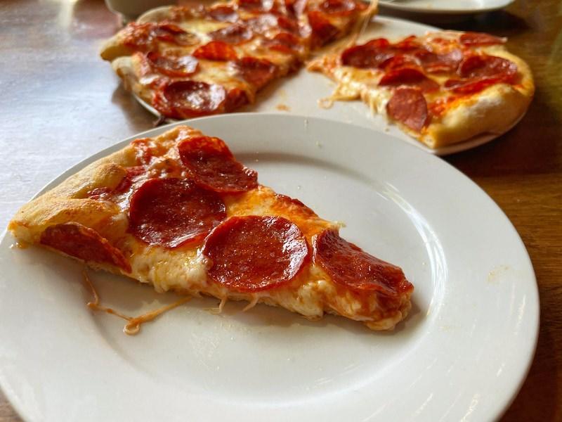 Piccolo Forno Pizzeria San Francisco Pepperoni